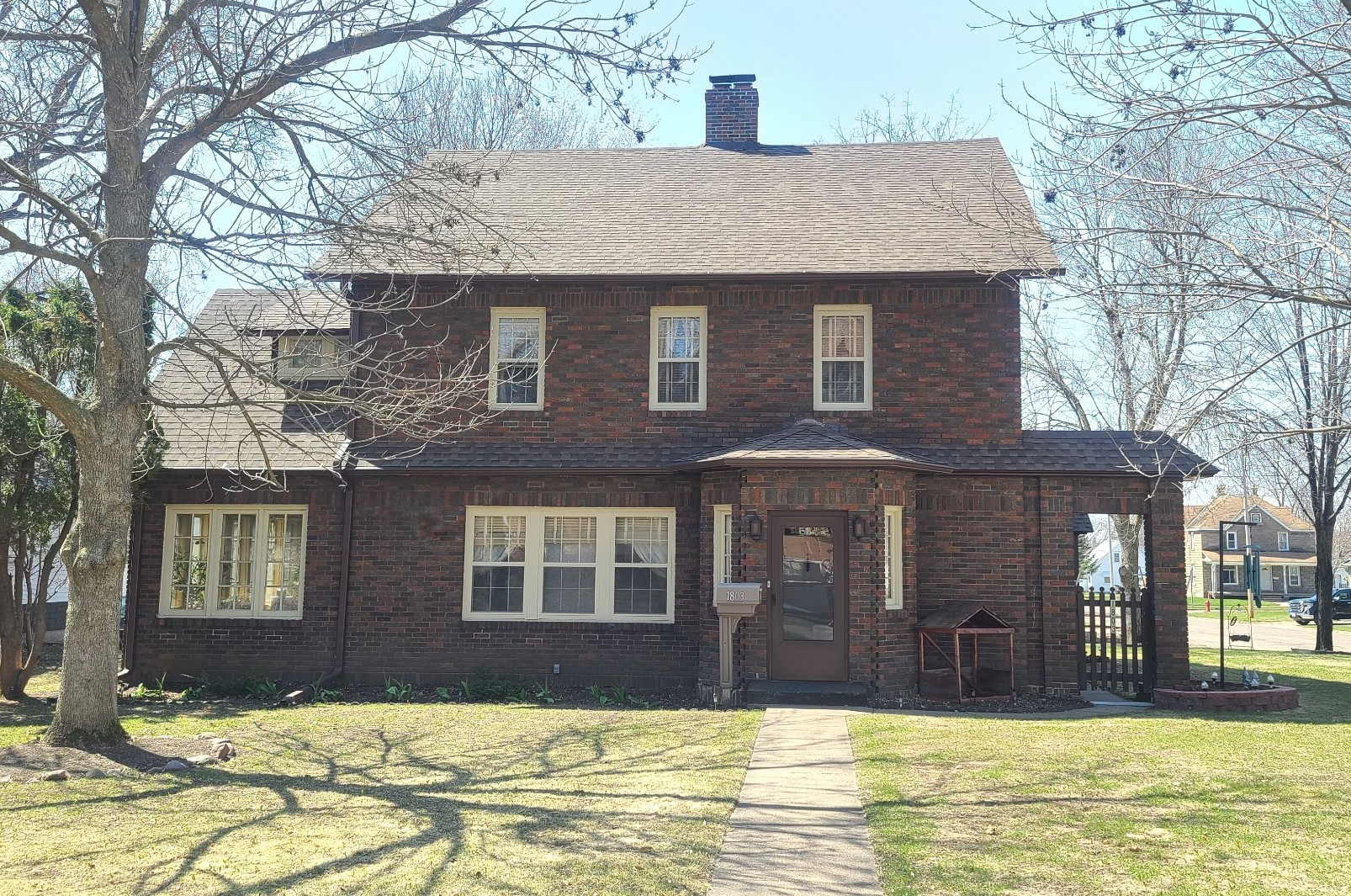 1803 Jackson Street Property Photo