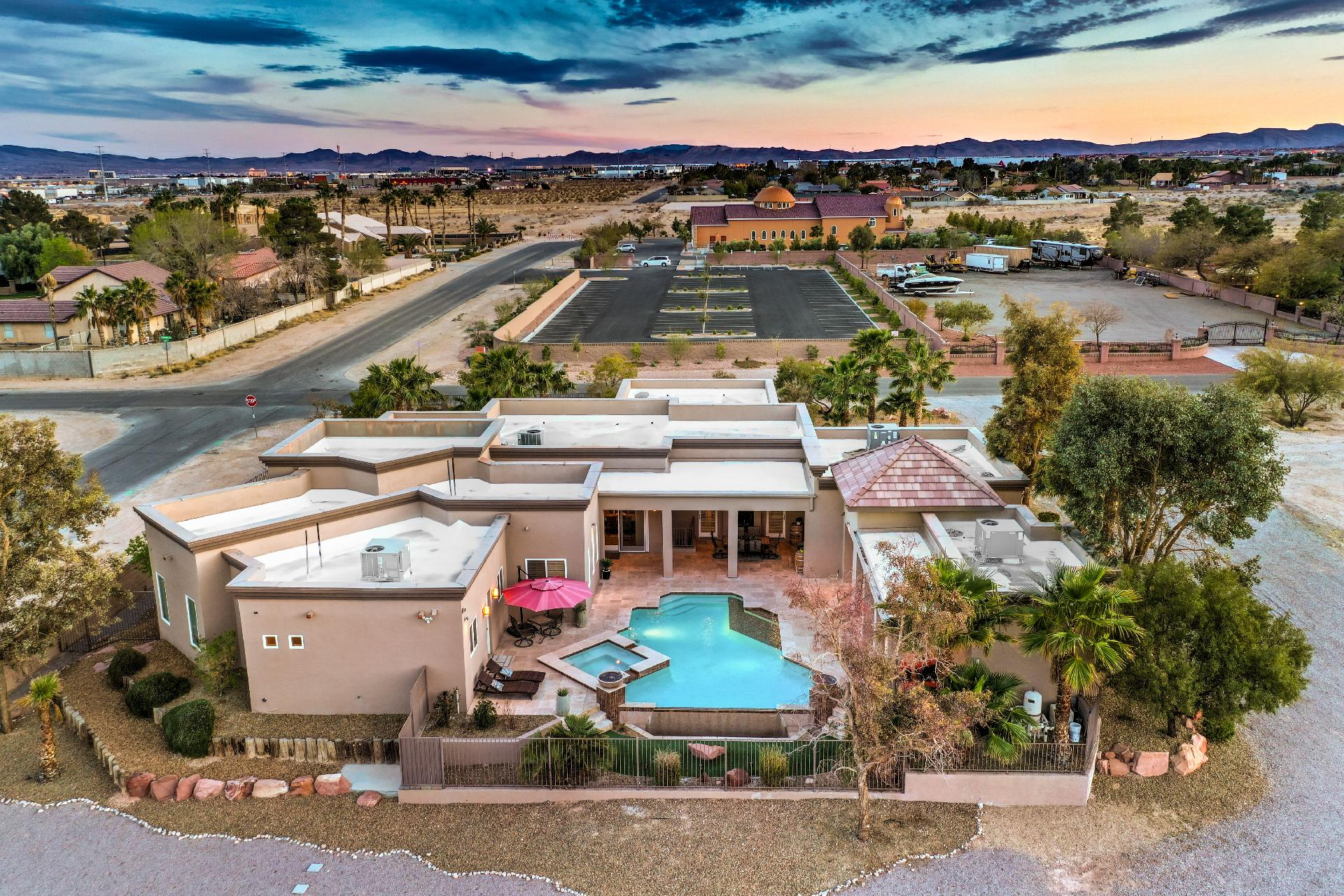 5600 West Oquendo Road Property Image