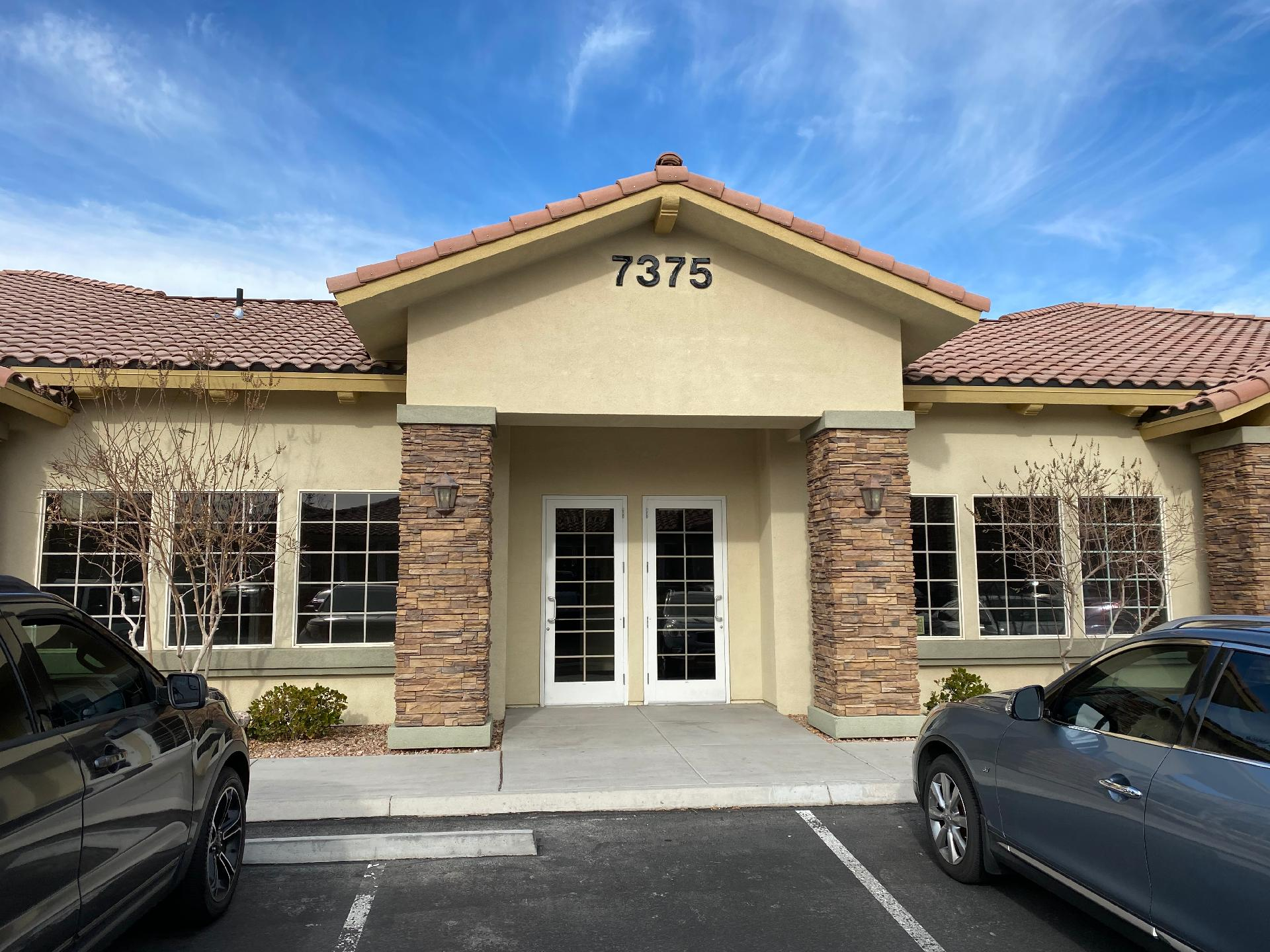 7375 S Pecos Rd, Suite 102 Property Photo - Las Vegas, NV real estate listing