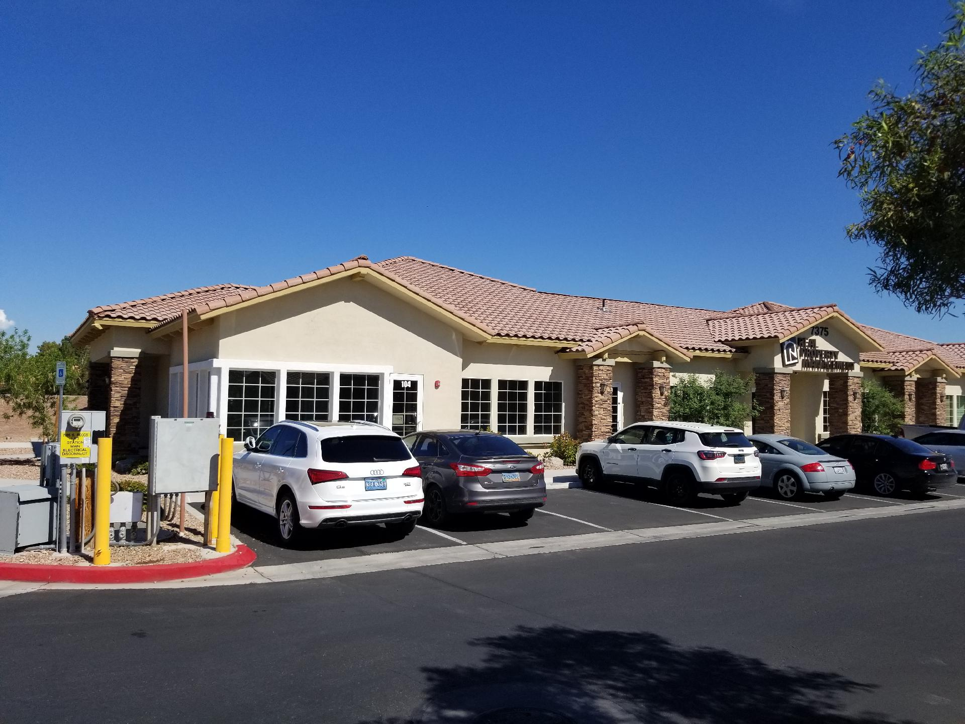 7375 S. Pecos Rd, Suite 104 Property Photo - Las Vegas , NV real estate listing