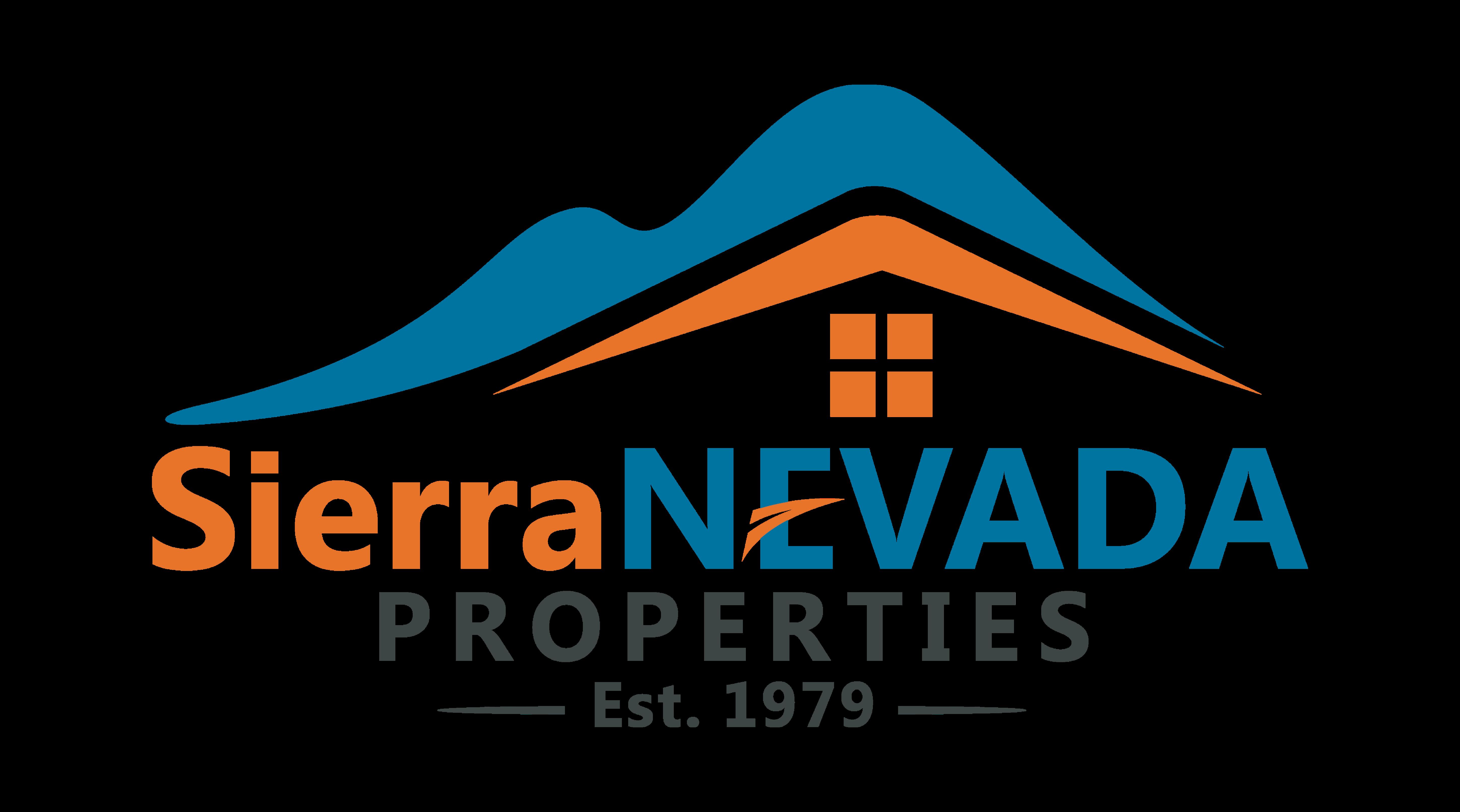 Vicky Jones - Sierra Nevada Properties Logo